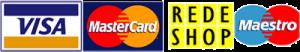 Logos Cartões